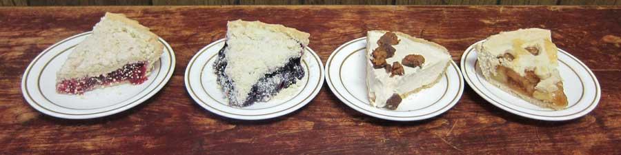 Katies Amish Kitchen Desserts